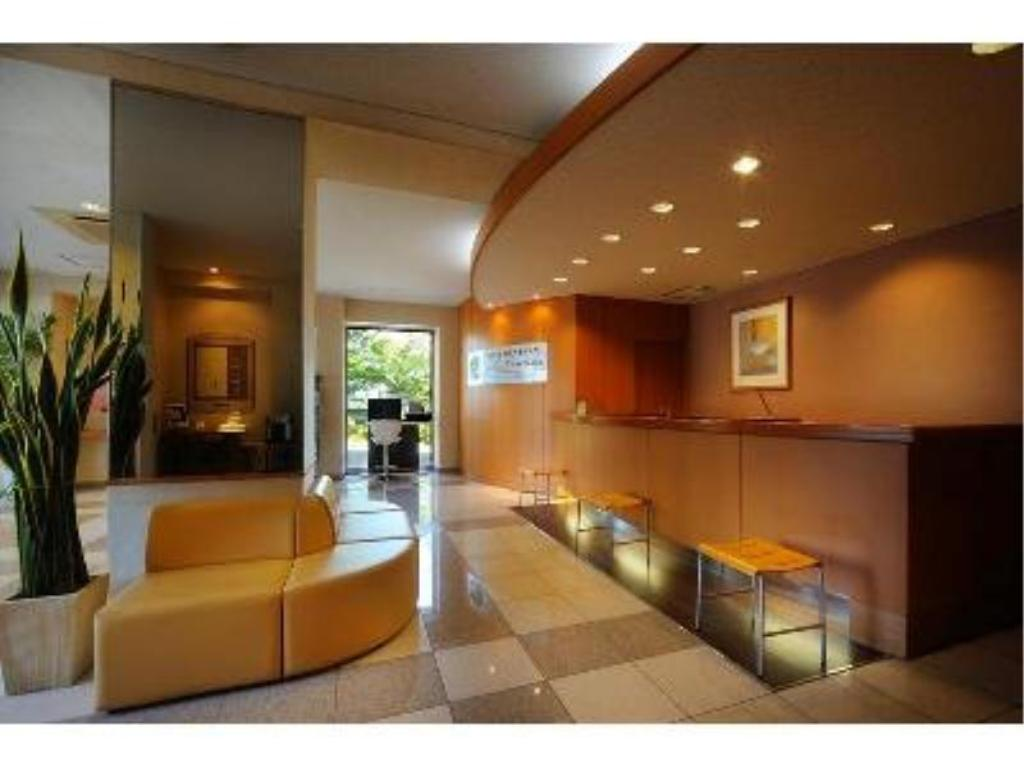 로비 베스트 웨스턴 THE JAPONAIS 요네자와 (Best Western The Japonais Yonezawa)