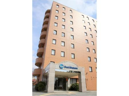 最佳西方酒店 The Japonais米澤 (Best Western The Japonais Yonezawa)