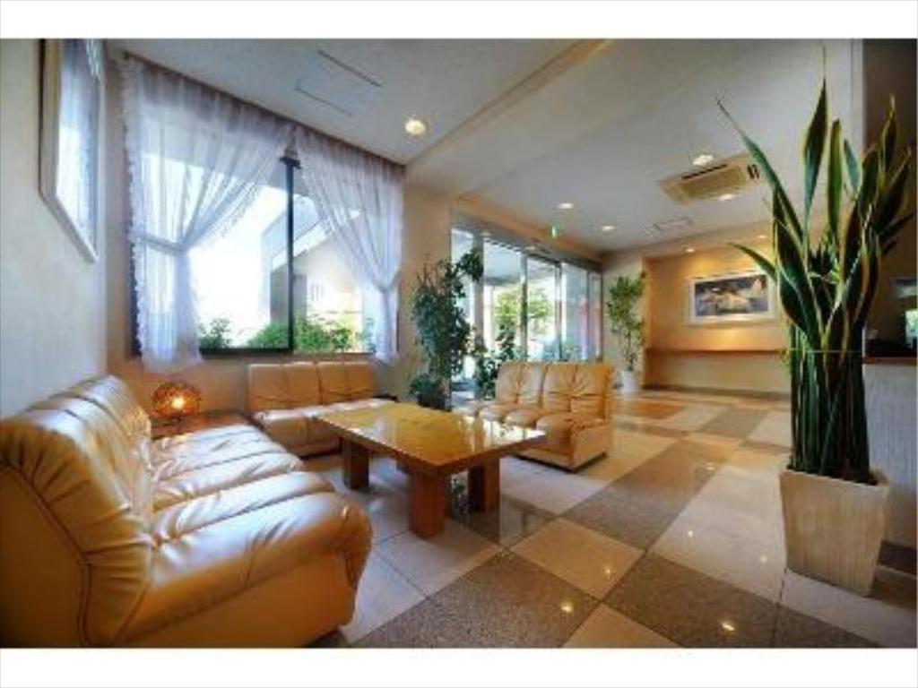 Lobby Best Western The Japonais Yonezawa