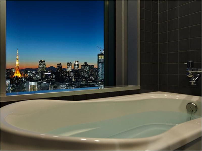 观景盆浴双人大床房 (Double Room with Scenic View Bath)