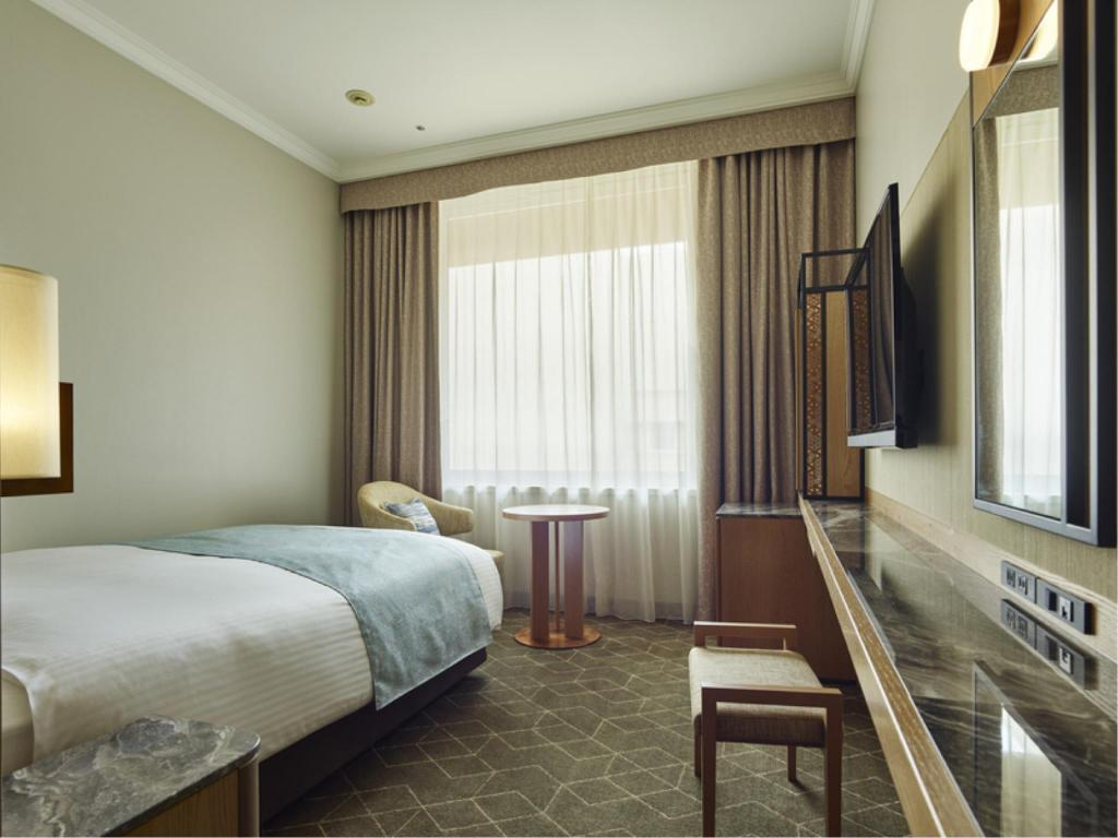 Moderate Semi-double Room - Guestroom