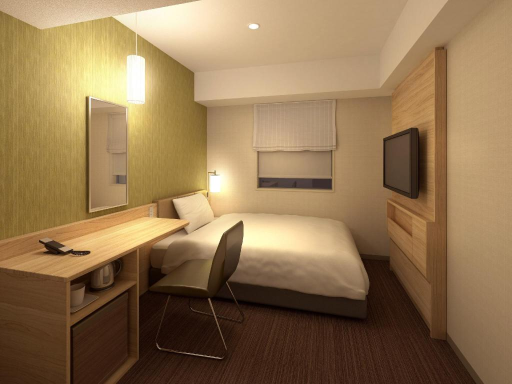 Standard Semi-double Room (Type A) - ห้องพัก