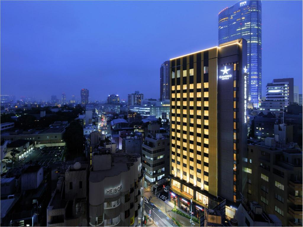 CANDEO HOTELS 東京六本木 (Candeo Hotels Tokyo Roppongi)