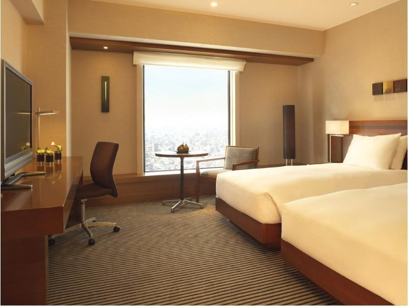 View Deluxe Twin Room