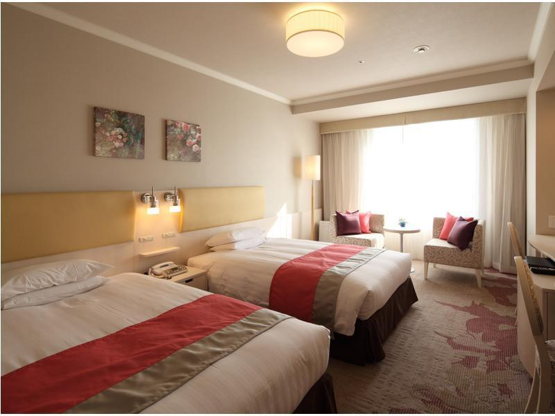 Ladies' Superior Twin Room