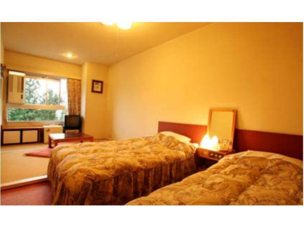 Japanese-style Room or Western-style Room or Japanese/Western Style Room - Guestroom
