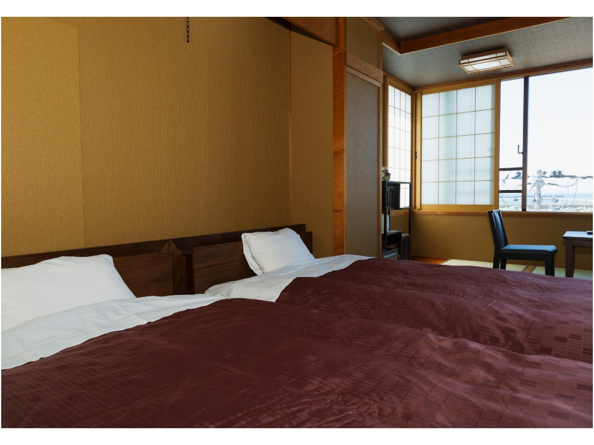 和室 (Japanese-style Room (2 Beds, Bettei Yunagi))