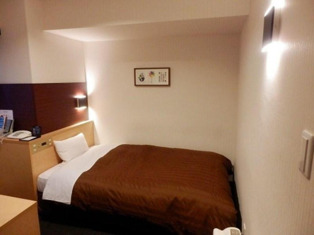 Single Room - Guestroom Ueno First City Hotel