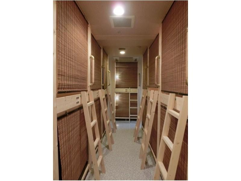 女士合住房 (Ladies' Dormitory Room)