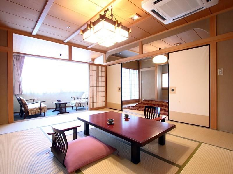 Japanese-style Room (Toryu Wing)