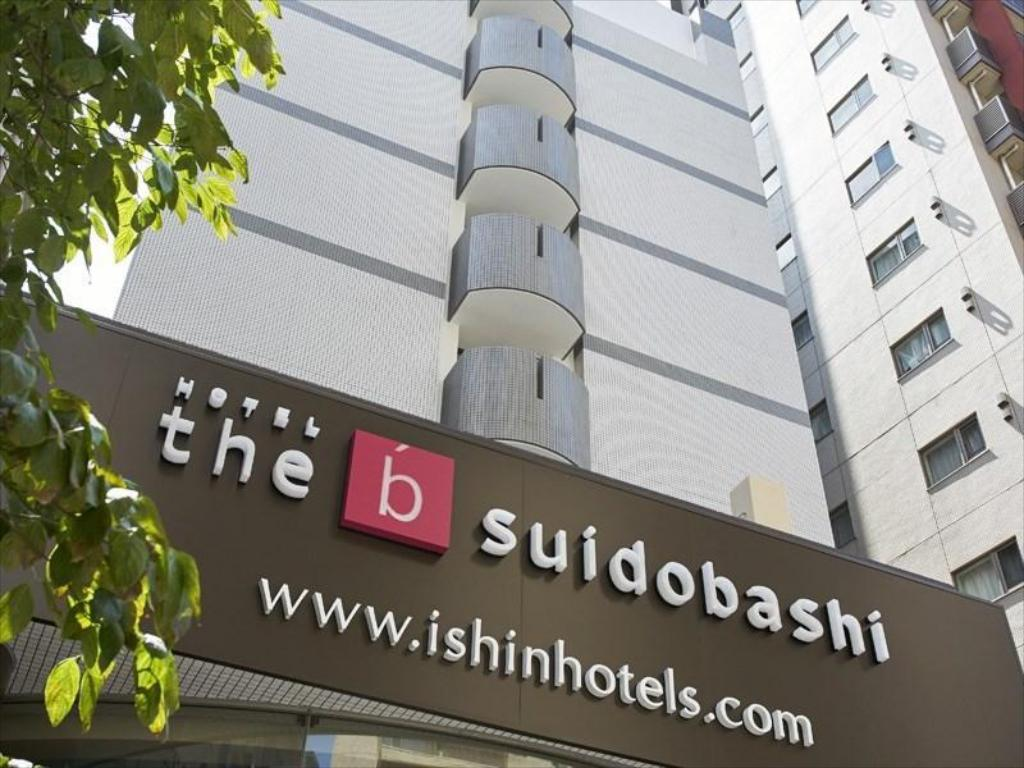 Exterior view the b suidobashi
