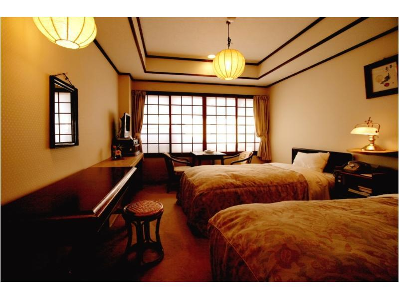 ツイン|14平米 (Twin Room (Type T, Main Building))