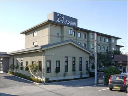露樱COURT酒店 藤冈 (Hotel Route-Inn Court Fujioka)