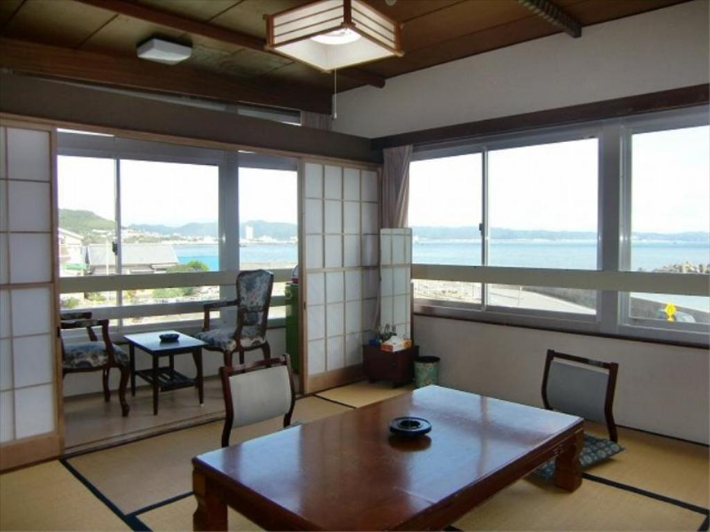 Japanese-style Room (Ocean Side) - Guestroom