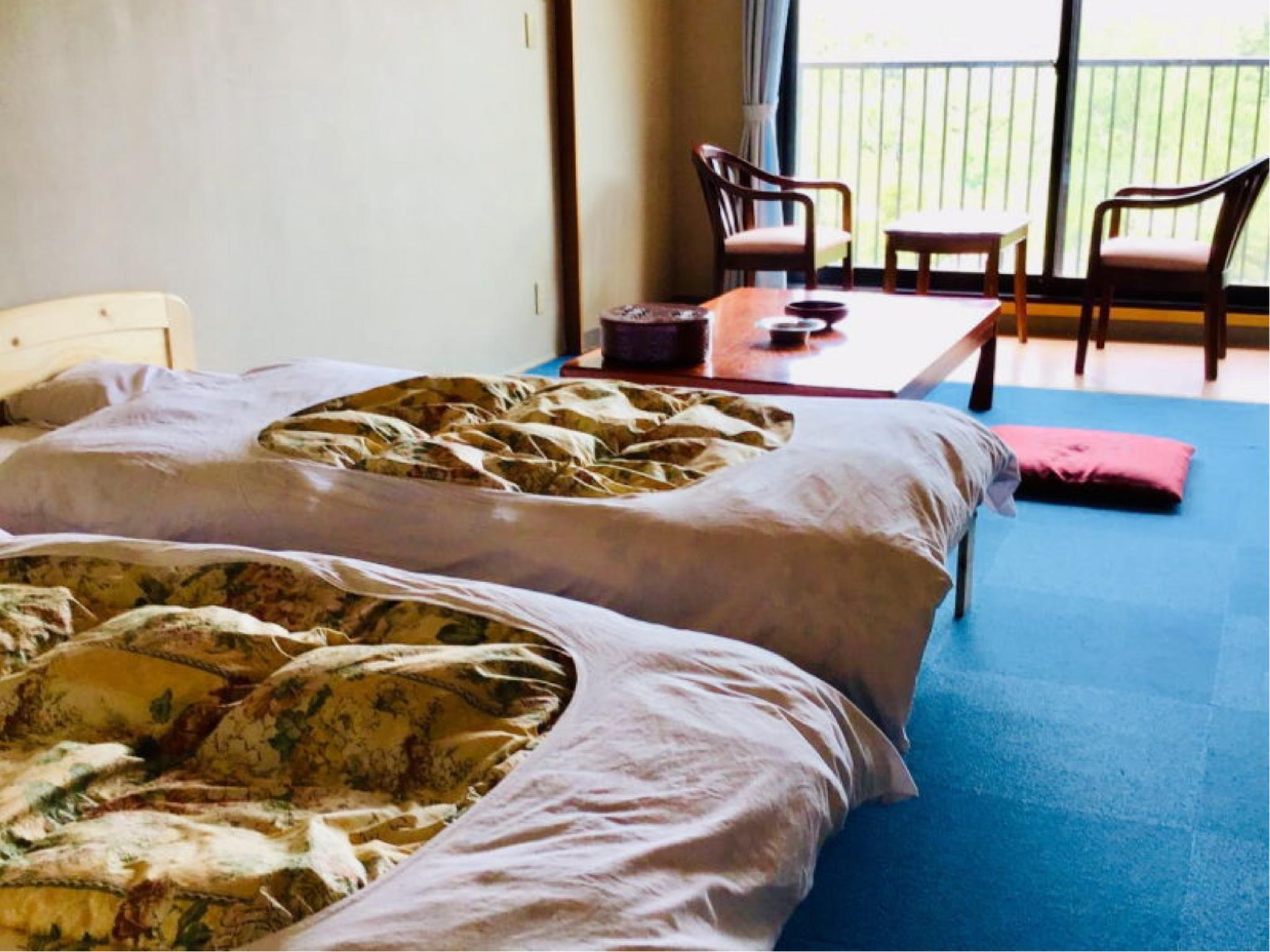 Japanese-style Room with Bed(s) *Has toilet