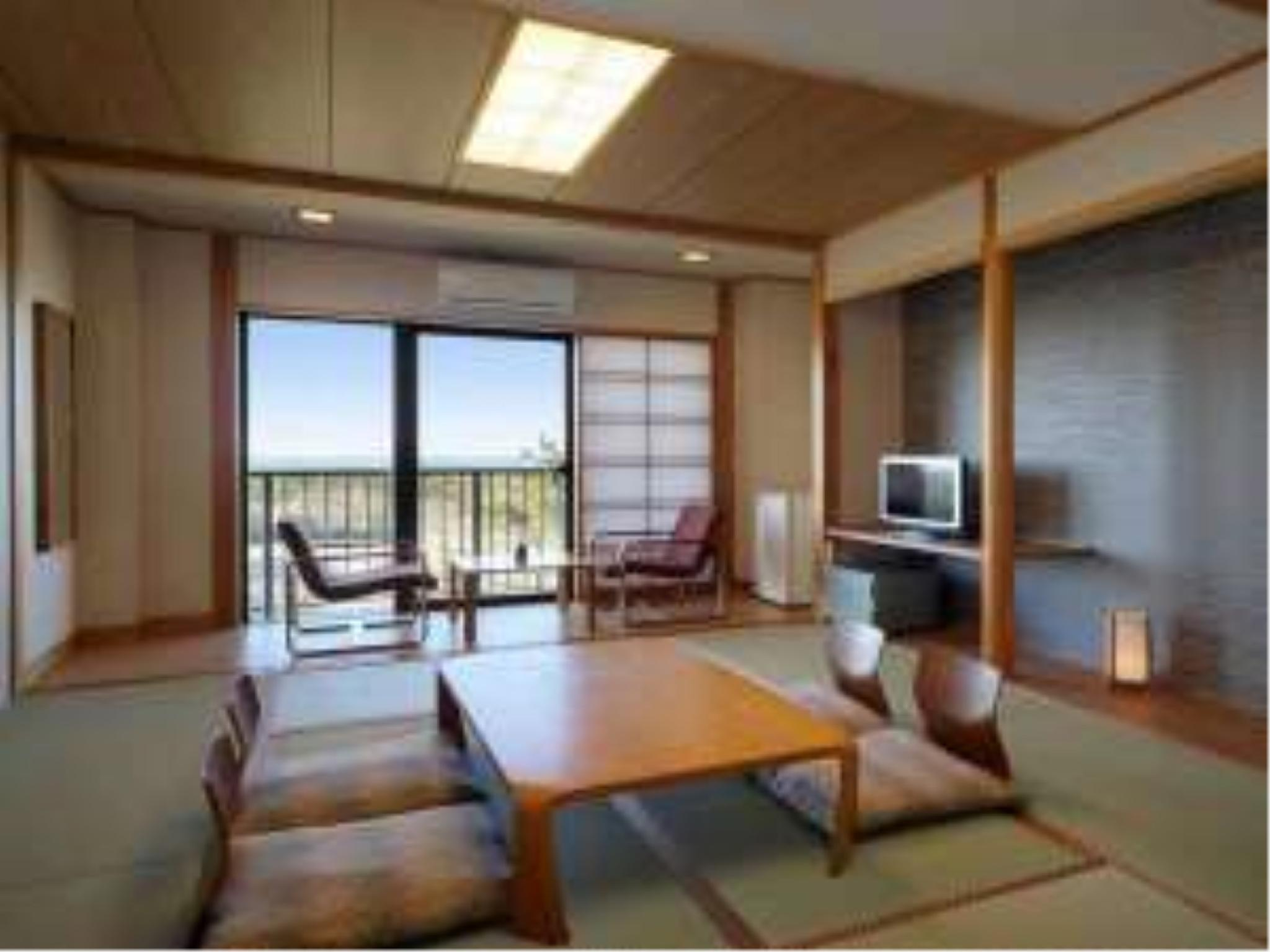 Casual Japanese-style Room *No bath in room