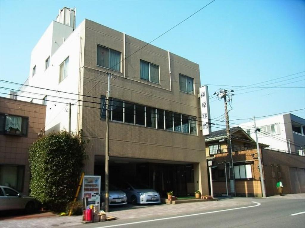 More about Shinohara Ryokan