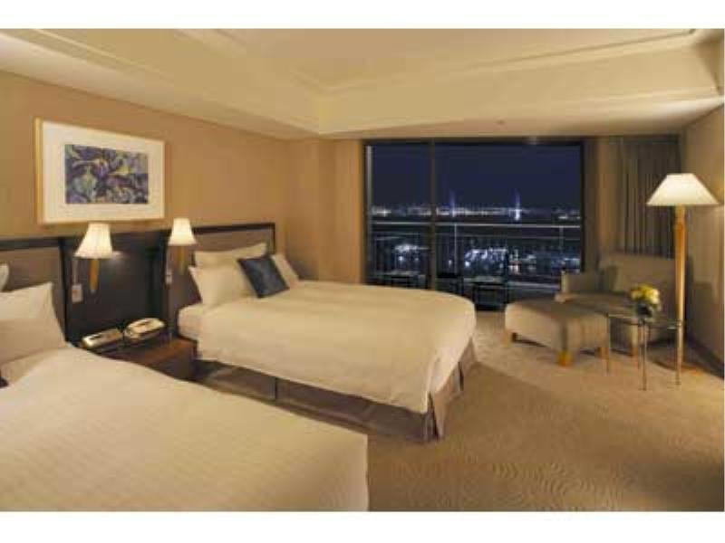 Executive Twin Room (Bay View)