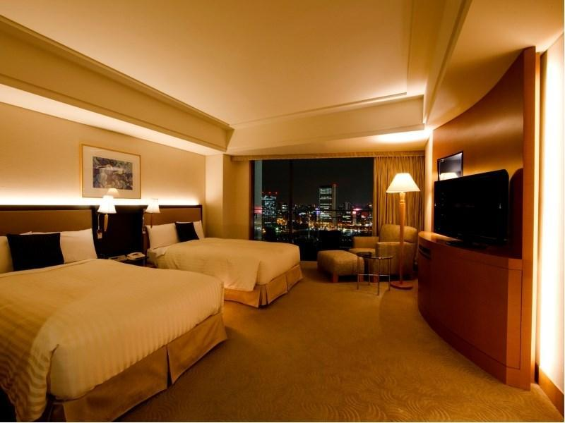 Twin Executive Room With Balcony