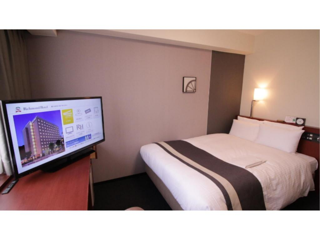 Double Room - Guestroom Richmond Hotel Yokohama Bashamichi