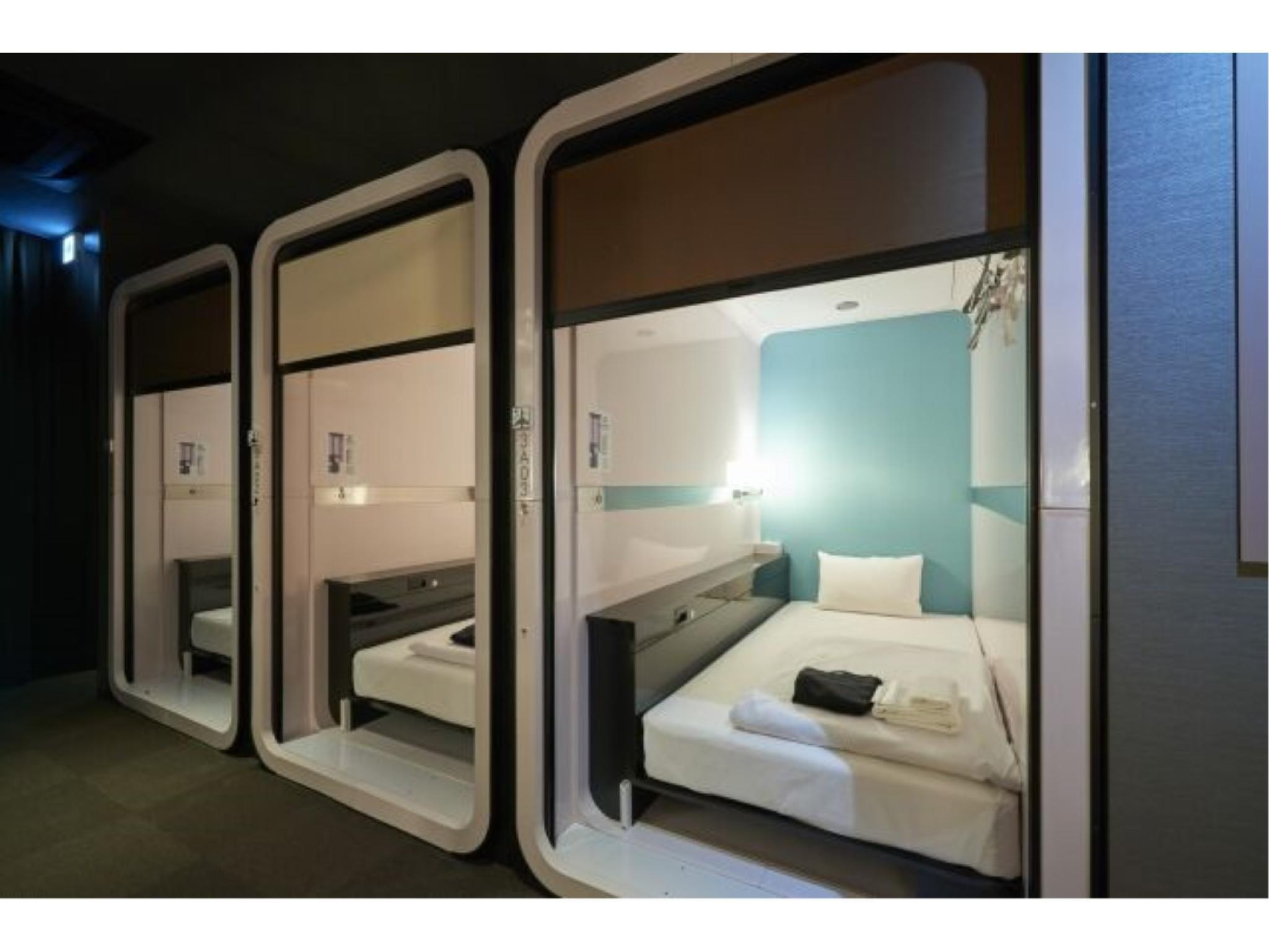 女士商務客艙房 (Ladies' Business Class Cabin Room)