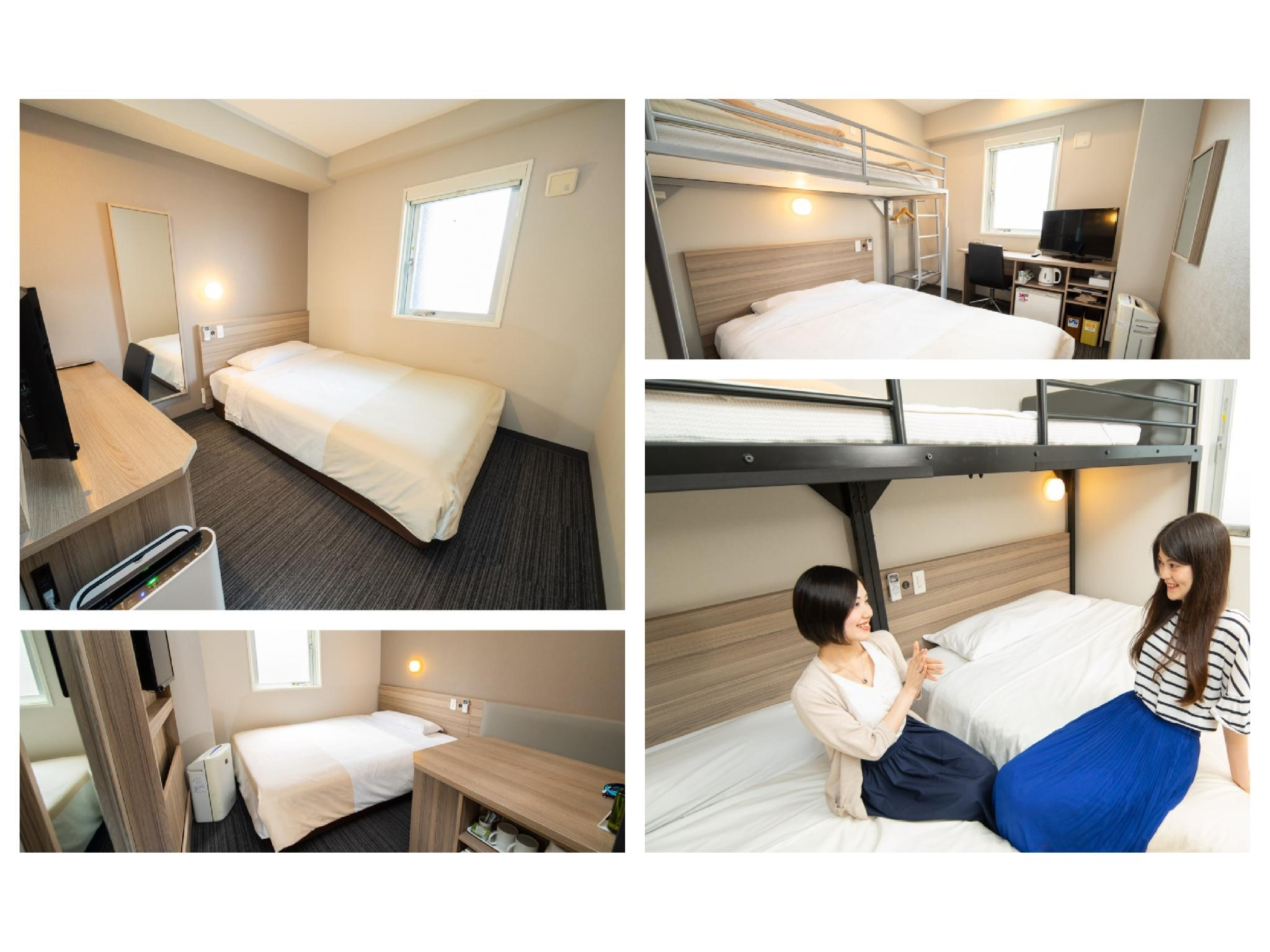 TO禁煙お部屋タイプお任せ (Room)