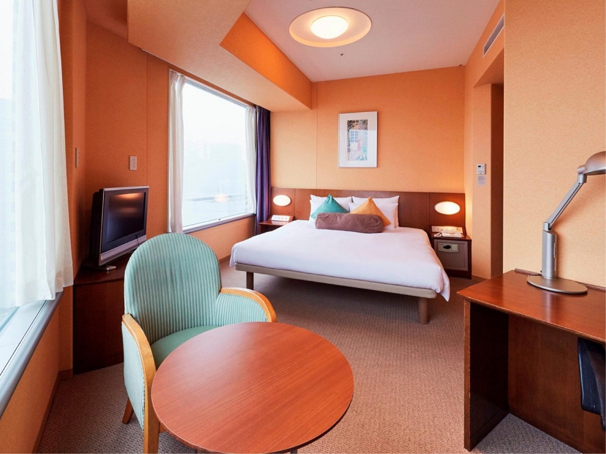 别馆塔楼 King床双人大床房 (King Double Room (Annex Tower))
