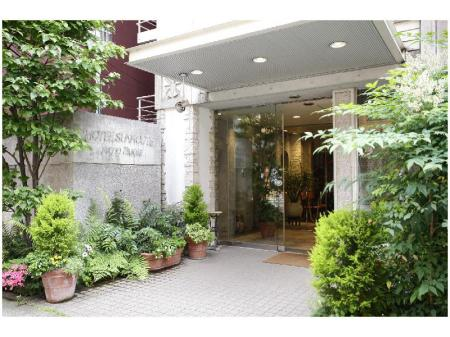 大森燦路都庭苑大飯店 (Hotel Sunroute Patio Omori)