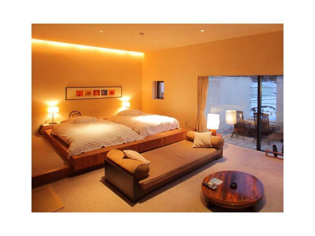 Forest Village Twin Room *No dogs - Guestroom Fuji Premium Resort