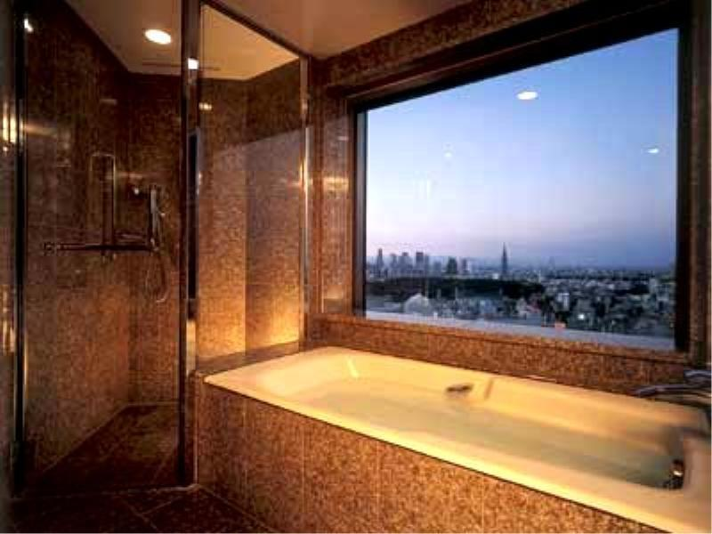 豪華雙人雙床房+觀景盆浴 (Deluxe Twin Room with Scenic View Bath)