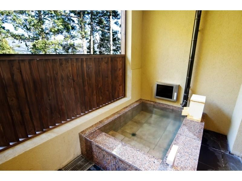 Comfort Twin Suite with Open-air Bath