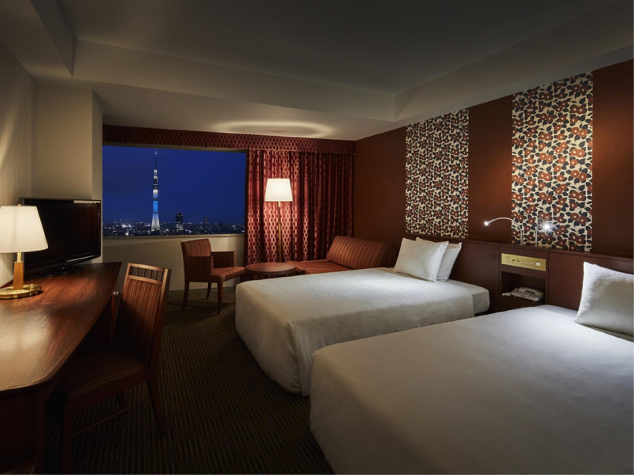 ホテル レバント 東京 東武