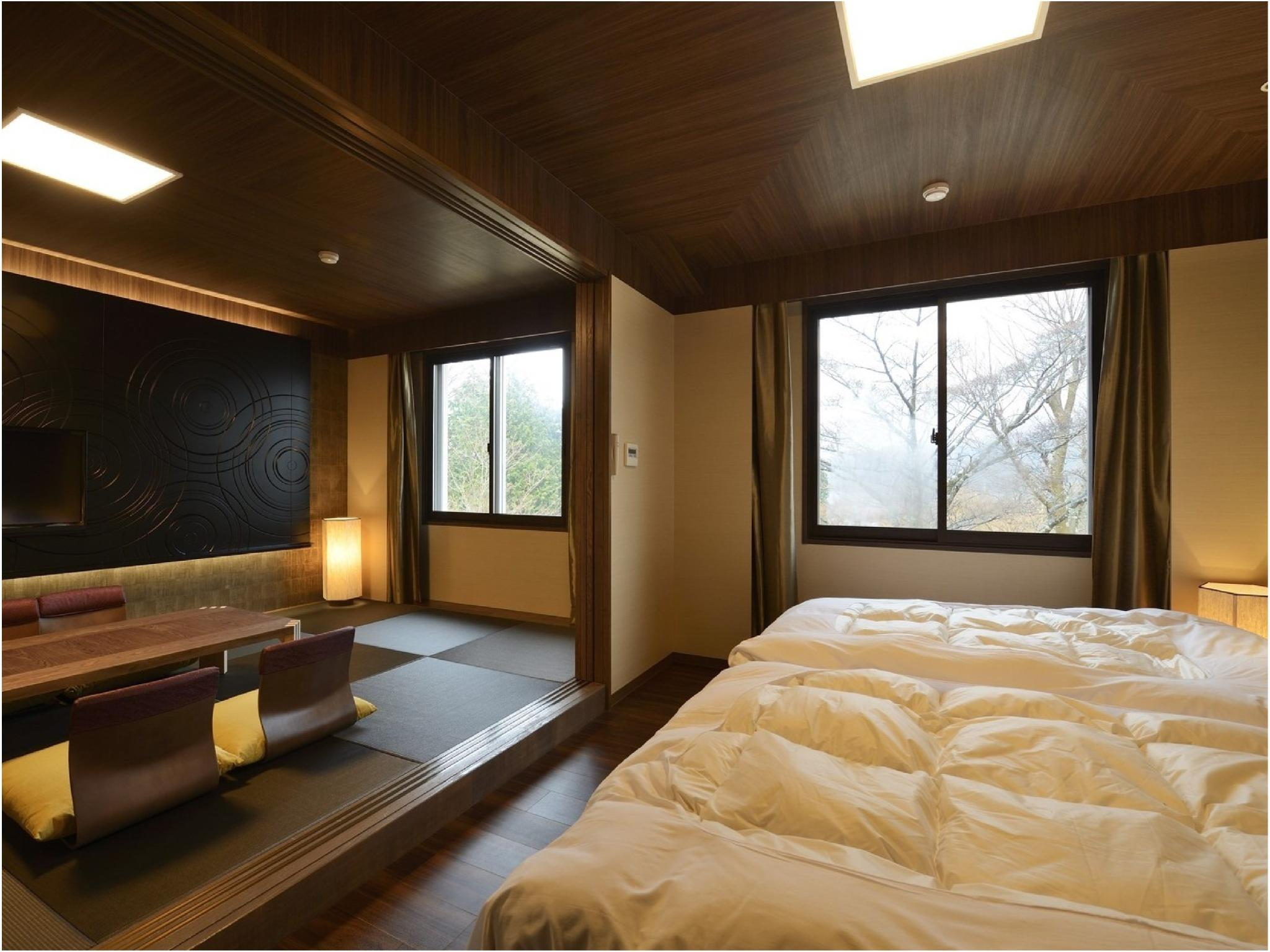 特別房(和洋式房)※有廁所 (Special Japanese/Western-style Room *Has toilet)