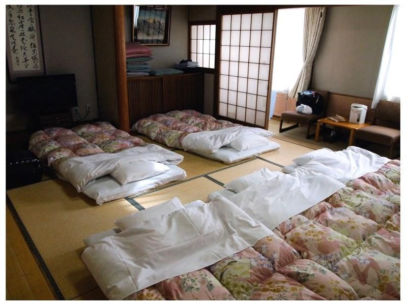 和式房B※無浴室 (Japanese-style Room (Type B) *No bath in room)