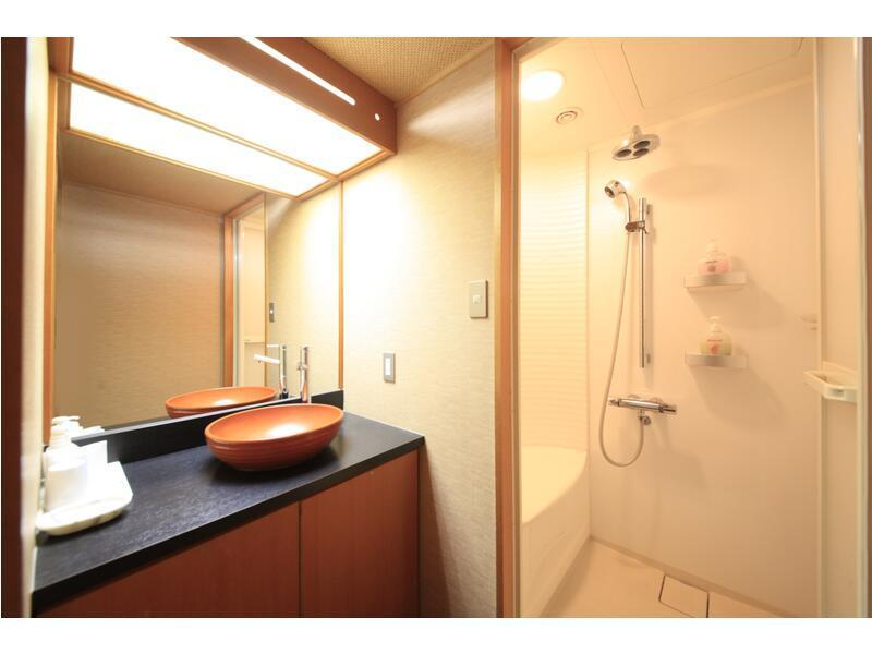 Japanese-style Room *Has shower