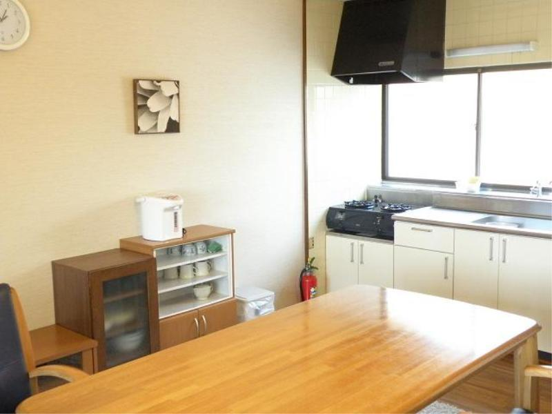 Japanese-style Room with Kitchen