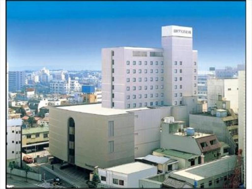 More about Tachikawa Grand Hotel (From July 20, 2020: Hotel Emisia Tokyo Tachikawa)