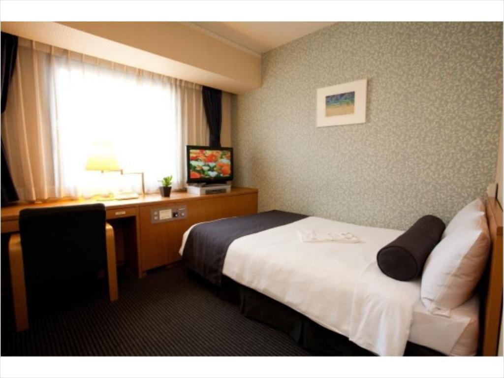 Single Room (Main Building) - Guestroom Tachikawa Grand Hotel (From July 20, 2020: Hotel Emisia Tokyo Tachikawa)