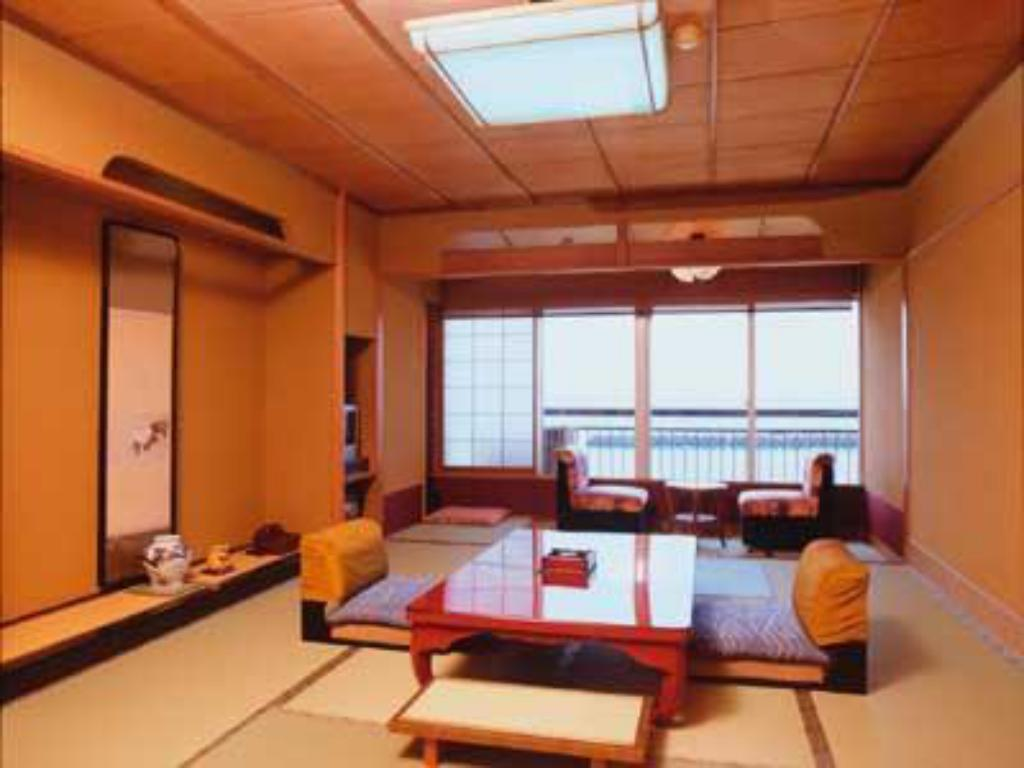 Japanese Style Room - Guestroom Yunohana-tei