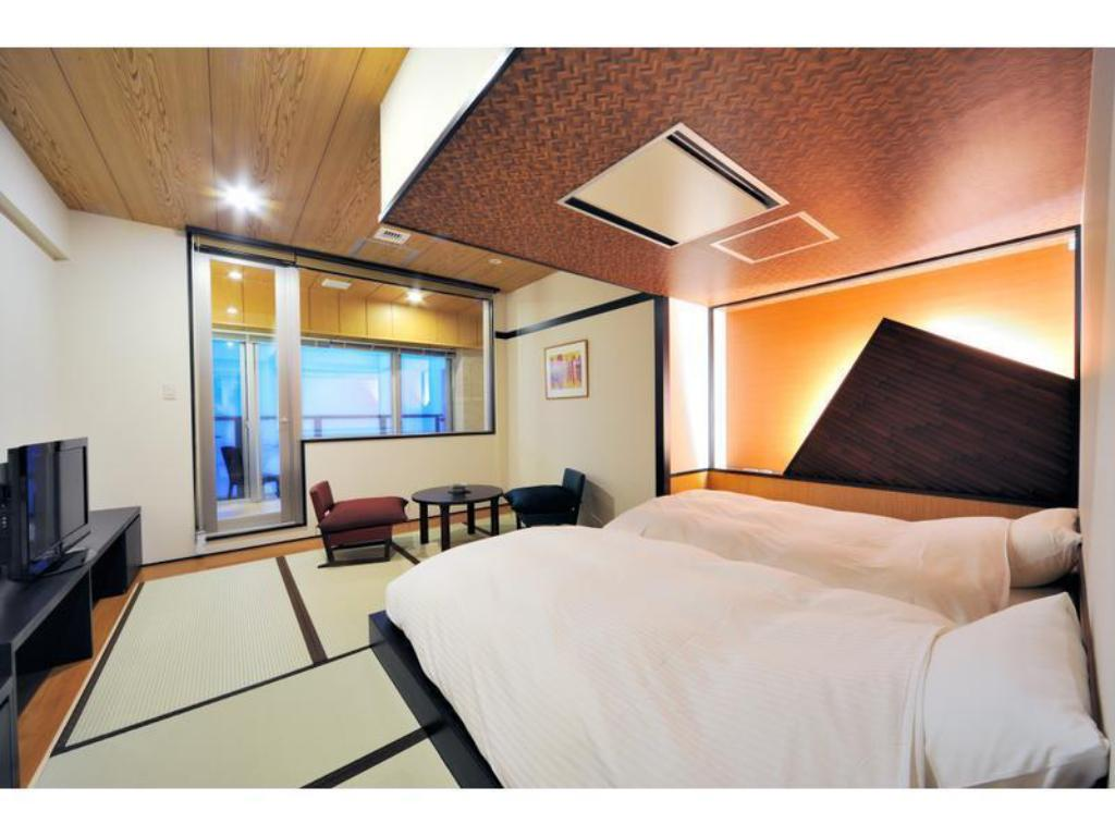 Neo-Modern Japanese-style Room *Has bath - Guestroom
