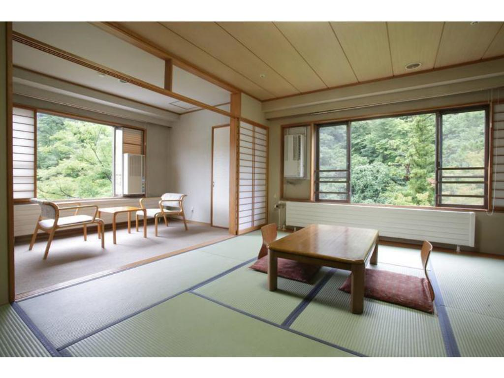 Japanese Style Room - Guestroom Hotel Saito