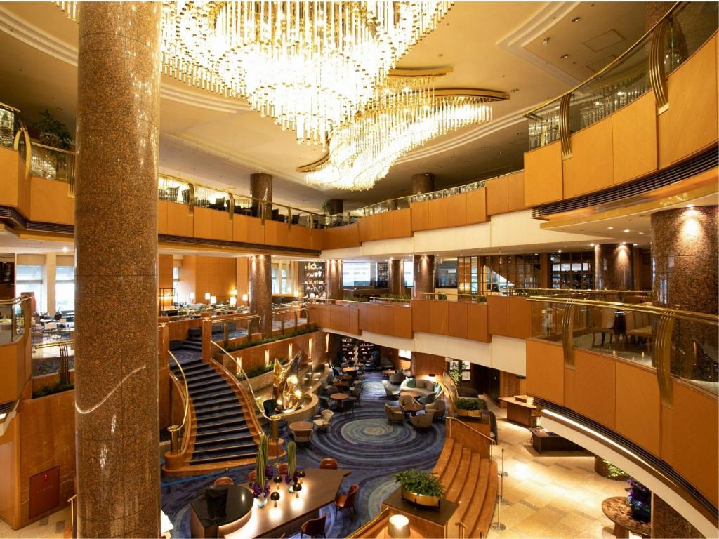 大堂 横滨湾喜来登酒店 (Yokohama Bay Sheraton Hotel And Towers)