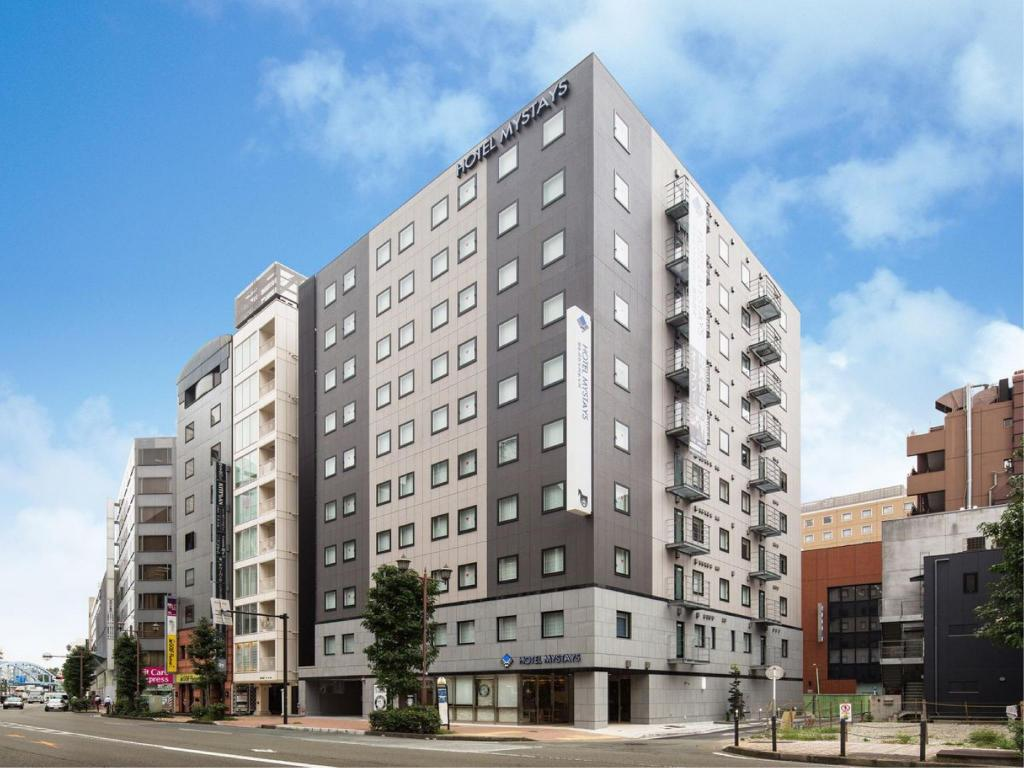More about Hotel MyStays Yokohama Kannai
