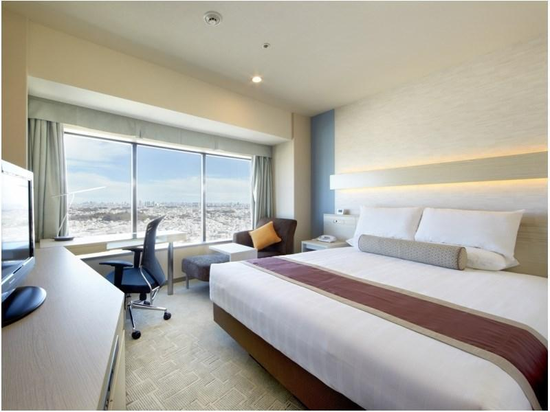 Sky View Double Room