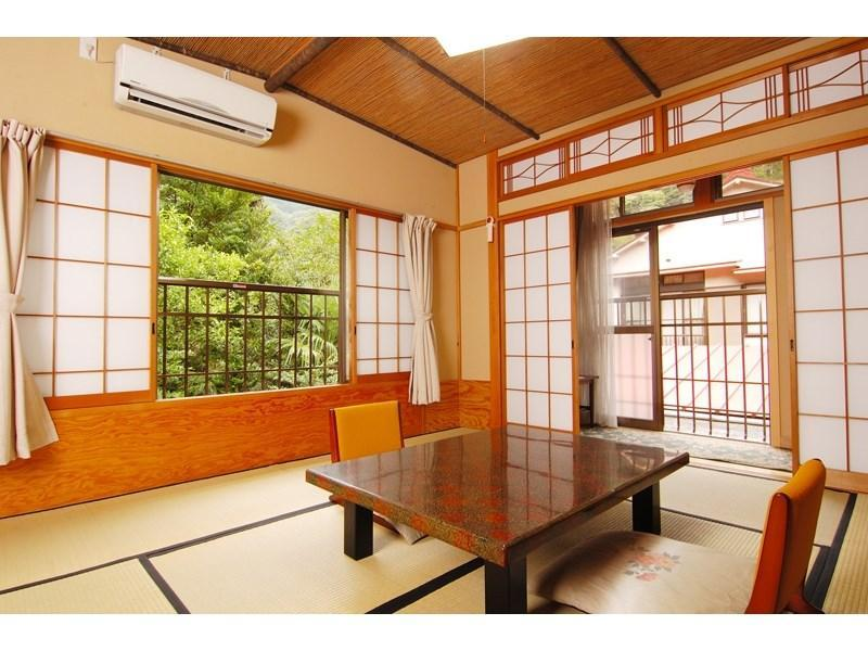 Japanese-style Room(8 tatami)*No bath in room