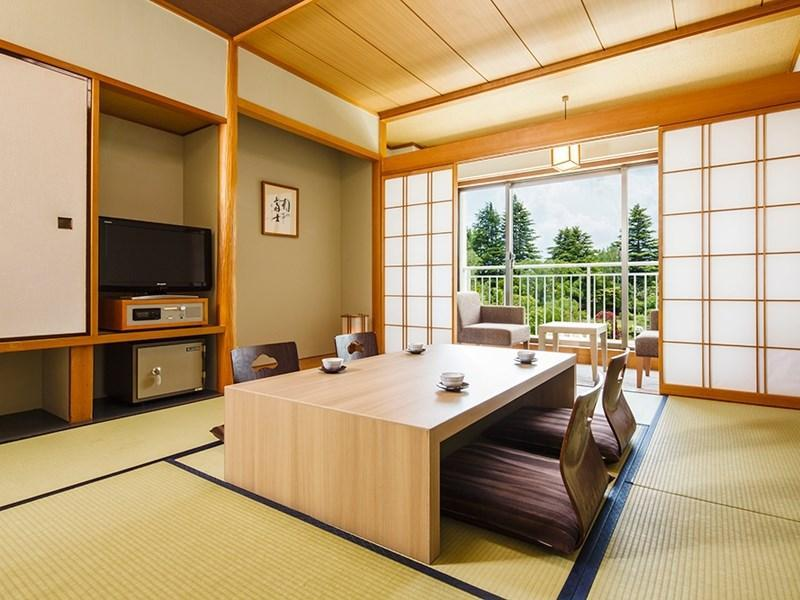 Moderate Japanese Style Room