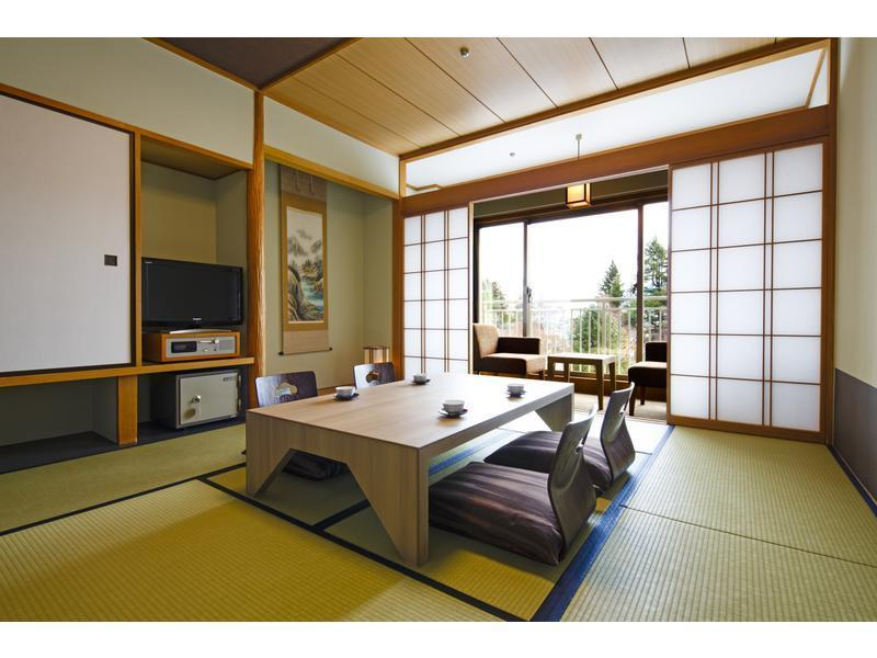 標準日式客房  (Moderate Japanese Style Room )