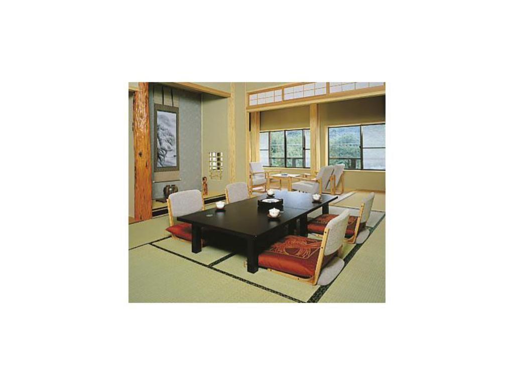Japanese-style Room with Hiroen Space - ห้องพัก
