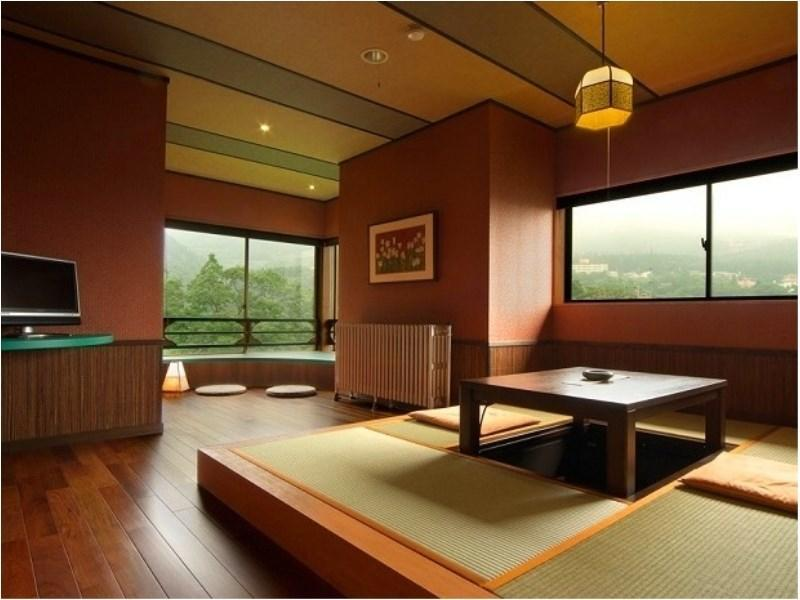 Japanese-style Room with Horigotatsu