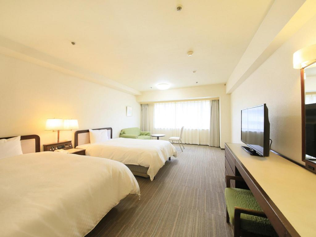 Standard Twin Room (South Wing) - ห้องพัก